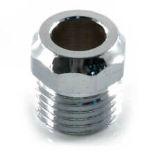 NEW 2X 12 mm - Gland Nut - Chrome Plated UK SELLER, FREEPOST