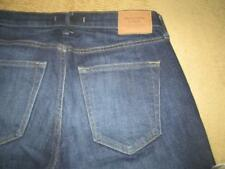 Authentic Abercrombie And Fitch Classic Straight Stretch Jeans 29 x 32 Tall NEW