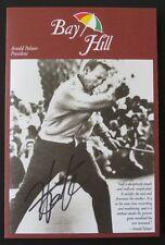 HIDEKI MATSUYAMA Autographed BAY HILL Scorecard-ARNOLD PALMER INVITATIONAL