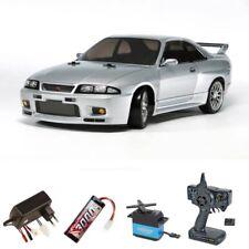 Tamiya NISSAN skyline GT-r r33 tt-02d 1:10 Drift Kit Lot COMPLET - 58604set