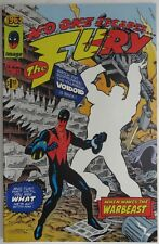 1993 BOOK TWO 1963 NO ONE ESCAPES THE FURY #2  -  F                   (INV12189)