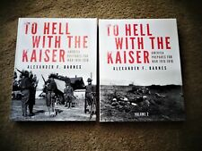 To Hell With The Kaiser, Vol.1&2