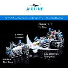 1/400 Aircraft Maintenance Docking System model