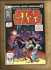 Marvel Movie Showcase #2 1982 collects Star Wars 4, 5, 6 Marvel Comics rare