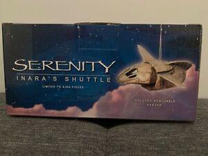 Serenity / Firefly Inara's Shuttle Holiday Ornament Dark Horse NEW
