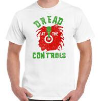 Dread At The Controls T-Shirt The Clash as Worn by Joe Strummer Reggae Mens Top