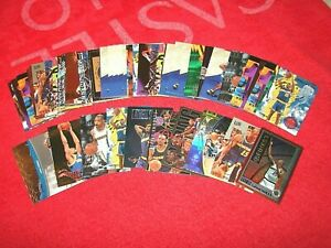 LATRELL SPREWELL WARRIORS KNICKS LOT OF 67 INSERTS ONLY (18-95)