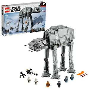 LEGO Star Wars AT-AT 75288 Action LEGO Set for Creative Play (1,267 Pieces) NIB