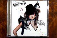 Goldfrapp - Black Cherry  - CD, VG