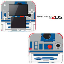 Vinyl Skin Decal Cover for Nintendo 2DS - Star Wars R2-D2 R2D2
