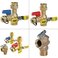 brass service valves for tankless water heaters | rheem kit hot cold relief new