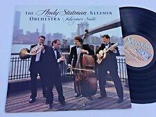 ANDY STATMAN NM Klezmer Orchestra Suite Dave Tarras Steinberg Shanachie 21005
