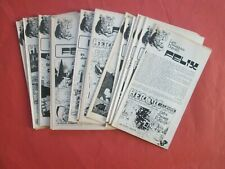 TILLIEUX SERIE COMPLETE FELIX 21 HEROIC ALBUMS SUPPLEMENTS SPIROU 1973-1976 NEUF