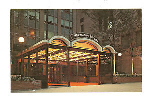 Sheraton-Chicago Hotel - Kon Tiki Ports - Camelot Dining Room - Hand Dated 1976