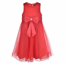 Vêtements rouge habillés pour fille de 3 à 4 ans