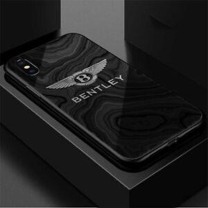 Premium Bentley Logo Car Symbol Quality Case Cover for iPhone Samsung Huawei