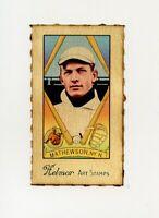 RARE HELMAR Baseball Card: #234 CHRISTY MATHEWSON New York Giants (set break)