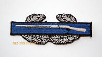 COMBAT INFANTRY BADGE HAT PATCH CIB US ARMY MILITARY PIN UP COMBAT INFANTRY MAN