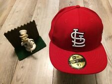 New listing St Louis Cardinals 2006 World Series Champions NEW ERA 59Fifty Red Fitted 7 1/4