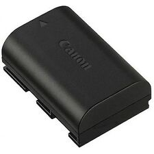 Canon LP-E6N Genuine Battery for EOS 5D II, 60D, 7D, 7D II Digital SLR Cameras