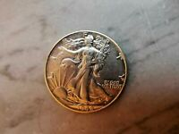 America - Stati Uniti  Walking Liberty Half 1/2 Dollar 1942