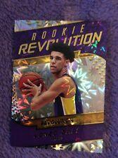 🏀 2017-2018 Panini Impact Rookie Revolution Los Angeles Lakers #7 Lonzo Ball