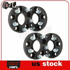 HubCentric 4X 20mm 5x4.5 14x1.5 Wheel Spacers For 2015-Current Ford Mustang