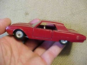 ORIGINAL CLEAN VINTAGE 1962 FORD THUNDERBIRD BY SOLIDO