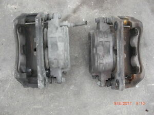 2000 2001 2002 LINCOLN LS LEFT& RIGHT FRONT BRAKE CALIPERS