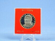 Polen 100 Zloty 1979 , PROBA , Zamenhof , Silber *PP/Proof* Kapsel ( S - 0003)