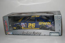 Signed 2006 Jamie McMurray Irwin Tools, Team Caliber 1/24TH NASCAR Diecast