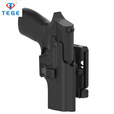 TEGE MOLLE Waistband Holster Two-in-one Pistol Holster for Sig Sauer P320