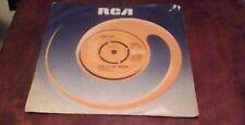 DAVID BOWIE JOHN I'M ONLY DANCING RCA Victor 1st UK 45 1972 Titanic / Chrysalis
