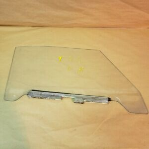 Triumph TR6 TR250 Original Right RH Door Window Glass Triplex OEM
