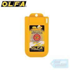 OLFA DC-4 Blade Disposal Case (sharps, utility knife, snap off, storage, safety)