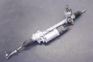 BMW 335I GT F34 14 15 16 POWER STEERING GEAR BOX RACK PINION W/O VRS OEM 60K