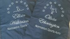 Personalised Rhinestone Suit Bag Costume bag