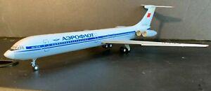 Whitebox / Nauport 1/200 Ilyushin IL-62M Aeroflot CCCP-86500