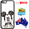 iPhone X 8 8 Plus 7 6s 6 5 SE 5s 5c 4s Case Mickey Mouse Cover Disney For Apple