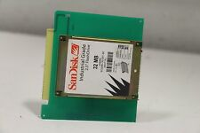 """Micro PC Surface Systems FlashDrive Mounting Board w/ 32MB 2.5"""" SanDisk SD25BI"""