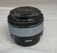 Minolta Maxxum AF 50 mm 1:17 (22) Lens