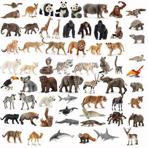 Schleich® WILD LIFE Safari Dschungel Steppe Savanne Meer Tiere inkl. Neuheiten