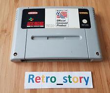 Super Nintendo SNES World Cup USA 94 PAL