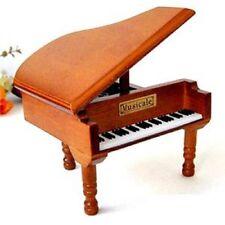 WOOD WIND UP PIANO MUSIC BOX : YESTERDAY @ BEATLES