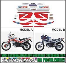 kit adesivi stickers compatibili XT 750 Z SUPER TENERE 1991
