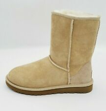 Ugg Boots Classic Short II Sand, Treadlite Water Resistant, Size 8 AUTHENTIC