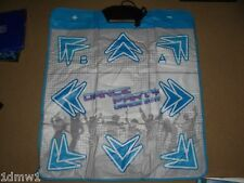 NINTENDO WII & GAMECUBE DANCE PARTY MAT INTERACTIVE GAME CONTROLLER Dancing Pad