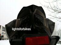 LED Rücklicht Heckleuchte SCHWARZ Suzuki GSX R 1000 K9 L0 L1 L2 L3 L4 L5 L6