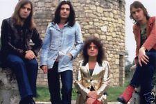 Marc Bolan T Rex Group 10x8 Photo