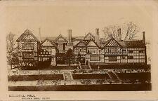 BRAMHALL ( Cheshire) : Bramhall Hall RP- BULLOCK BROS